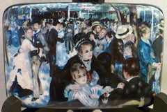 Wallet Fine Art #5 - Renoir's Dance at Le Moulin