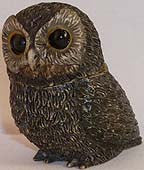 Flammul Owl - Harmony Ball - Jules Enchanting Gifts