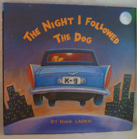 The Night I Followed the Dog - Hachette Book Group - Jules Enchanting Gifts