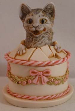 Gateau - Harmony Kingdom - Jules Enchanting Gifts