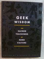 GEEK WISDOM - Random House - Jules Enchanting Gifts