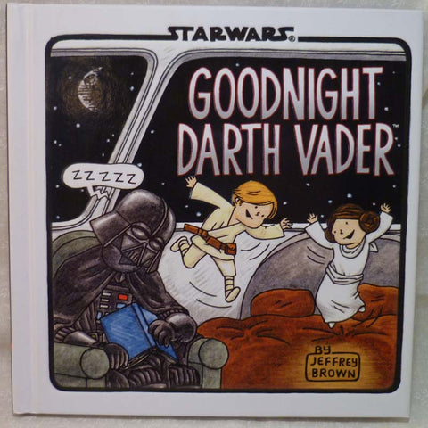 Good Night Darth Vader - Hachette Book Group - Jules Enchanting Gifts