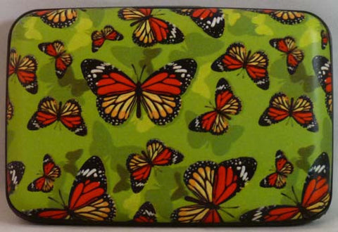 Wallet Butterfly - Green - Fig Design - Jules Enchanting Gifts