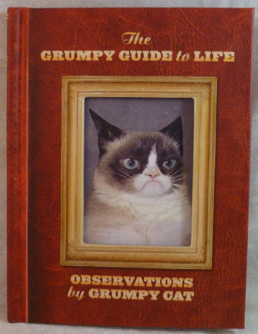 Grumpy Guide to Life - Hachette Book Group - Jules Enchanting Gifts