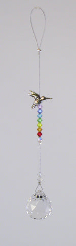 Mini Chakra Hummingbird - Oh My Gosh Josh - Jules Enchanting Gifts