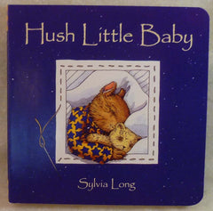 Hush Little Baby Board Book - Hachette Book Group - Jules Enchanting Gifts