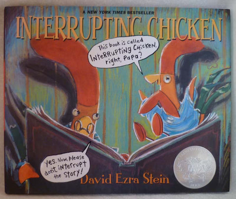 Interrupting Chicken - Random House - Jules Enchanting Gifts