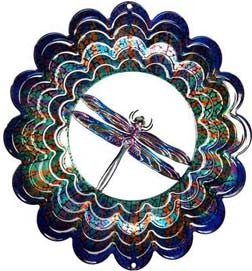 Eycatcher - Medium Dragonfly Blue Kaleidoscope - Next Innovations - Jules Enchanting Gifts