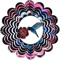 Eycatcher - Medium Hummingbird Fuchsia Kaleidoscope - Next Innovations - Jules Enchanting Gifts