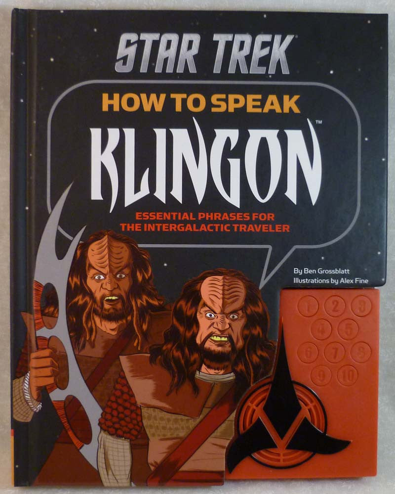 How to Speak Klingon - Hachette Book Group - Jules Enchanting Gifts