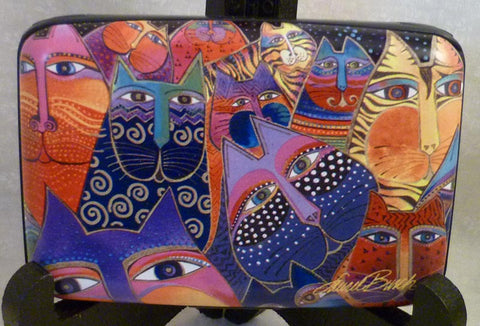 Wallet - Laurel Burch Fantasticats