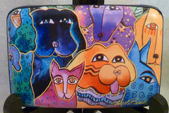 Wallet - Laurel Burch Dogs and Doggies