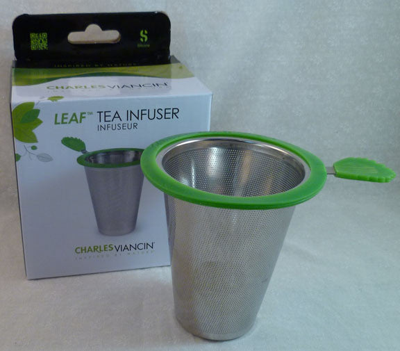 Leaf Tea Infuser - Charles Viancin - Jules Enchanting Gifts