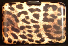 Wallet Safari - Leopard - Fig Design - Jules Enchanting Gifts