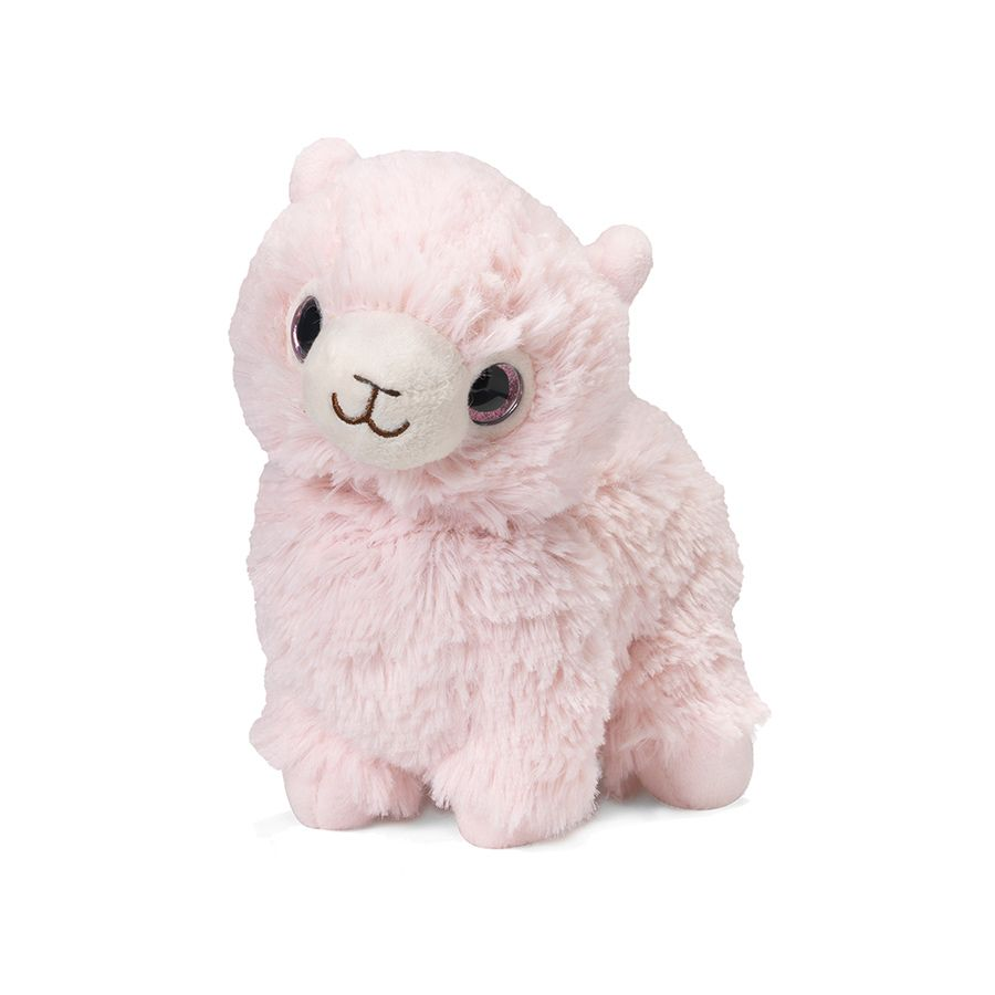Warmies Llama - Pink - Junior