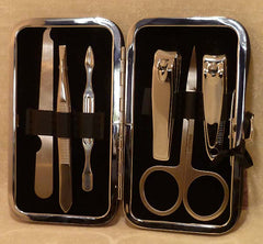 Hot and Flashy Manicure Set - Shannon Martin - Jules Enchanting Gifts
