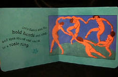 A Magical Day with Matisse Board Book - Hachette Book Group - Jules Enchanting Gifts