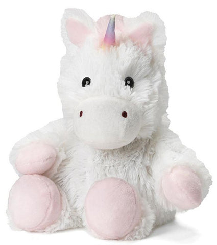 Warmies Unicorn - White - Junior
