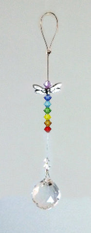 Mini Chakra Dragonfly - Oh My Gosh Josh - Jules Enchanting Gifts