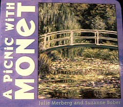 A Picnic with Monet Board Book - Hachette Book Group - Jules Enchanting Gifts