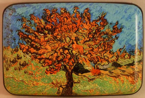Wallet Fine Art #4 - Mulberry Tree - Fig Design - Jules Enchanting Gifts