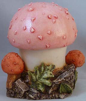 The Mushroom - Harmony Kingdom - Jules Enchanting Gifts