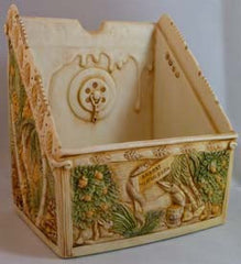 Noah's Hideaway with Sun Catcher Tile Lid - Harmony Kingdom - Jules Enchanting Gifts
