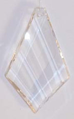 Parisian Drop 55mm Clear - Crystals - Jules Enchanting Gifts