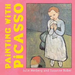 Painting with Picasso Board Book - Hachette Book Group - Jules Enchanting Gifts