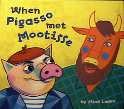 When Pigasso met Mootise - Hachette Book Group - Jules Enchanting Gifts