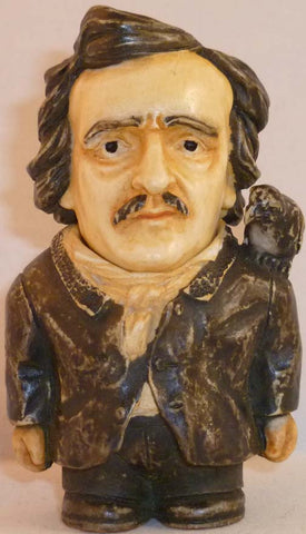 Edgar Allan Poe - Harmony Ball - Jules Enchanting Gifts - 1