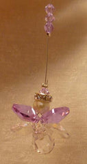 Baby Angel Royalty, Amethyst - Oh My Gosh Josh - Jules Enchanting Gifts