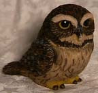Pygmy Owl - Harmony Ball - Jules Enchanting Gifts