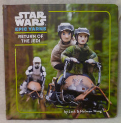 Star Wars Epic Yarns: Return of the Jedi - Hachette Book Group - Jules Enchanting Gifts