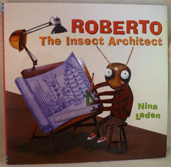 Roberto the Insect Architect - Hachette Book Group - Jules Enchanting Gifts