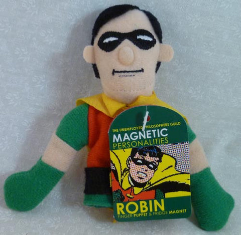 Robin - Magnetic Personalities - Unemployed Philosophers Guild - Jules Enchanting Gifts