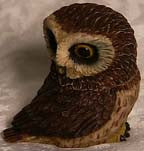 Saw-Whet Owl - Harmony Ball - Jules Enchanting Gifts