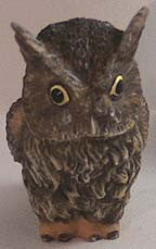 Screech Owl - Harmony Ball - Jules Enchanting Gifts