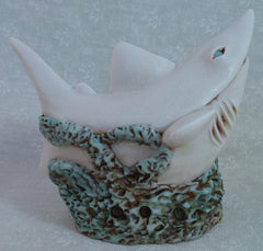 Shark Returns - Harmony Kingdom - Jules Enchanting Gifts