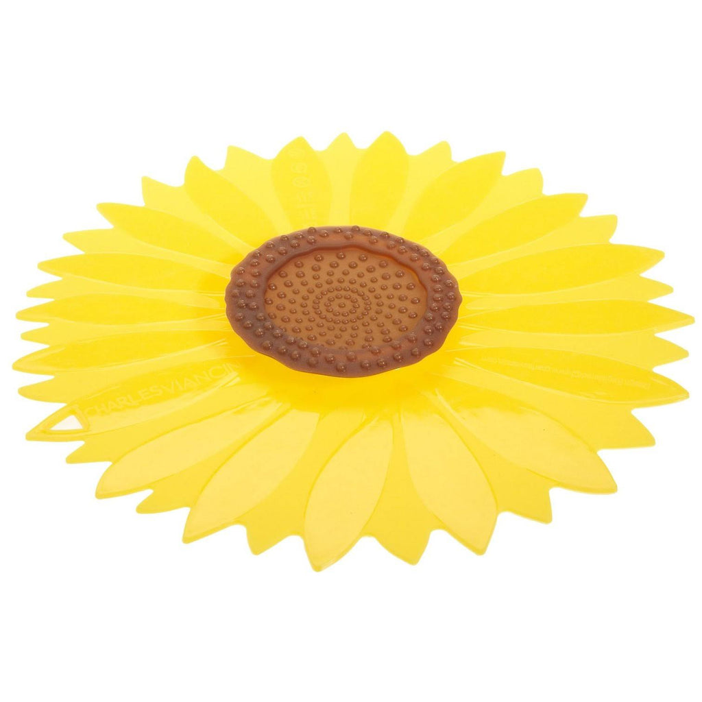 Sunflower Lid 9""