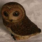 Short Ear Owl - Harmony Ball - Jules Enchanting Gifts