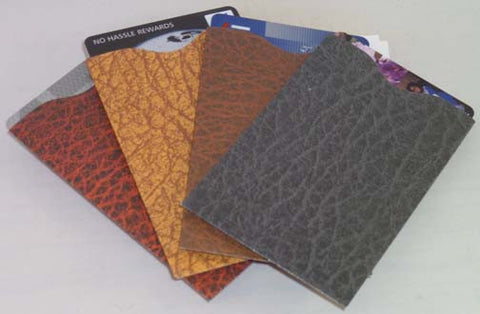 Wallet Sleeves - Leather Look - Fig Design - Jules Enchanting Gifts