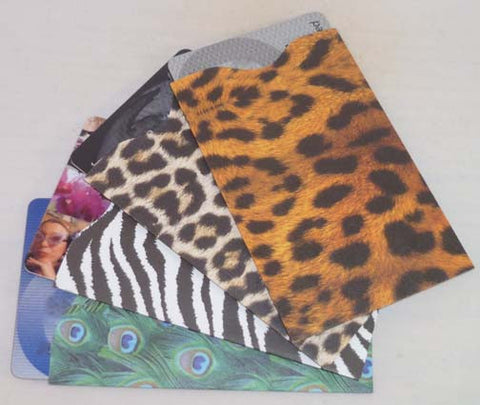 Wallet Sleeves - Safari - Fig Design - Jules Enchanting Gifts