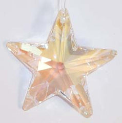 Star 28mm Aurora Borealis - Crystals - Jules Enchanting Gifts