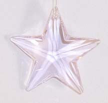 Star 28mm Rosaline - Crystals - Jules Enchanting Gifts