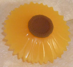 Sunflower Bottle Stopper - Charles Viancin - Jules Enchanting Gifts