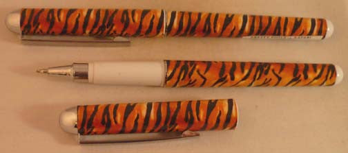 Pretty Tools Ball Point Pen - Tiger - Fig Design - Jules Enchanting Gifts