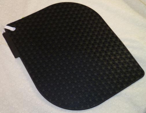 Honeycomb Potholder Black - Charles Viancin - Jules Enchanting Gifts