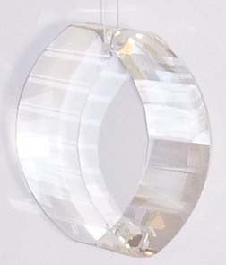 View 38mm Clear - Crystals - Jules Enchanting Gifts