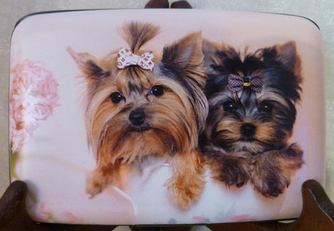 Wallet - Yorkie Puppies